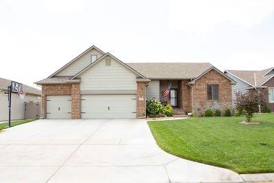 Wichita Single Family Home For Sale: 1409 S Alden St