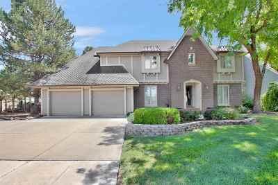 Wichita Single Family Home For Sale: 11415 W Merridale