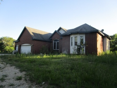 Sedgwick County, Butler County, Reno County, Sumner County Single Family Home For Auction: 7901 N Maize Rd