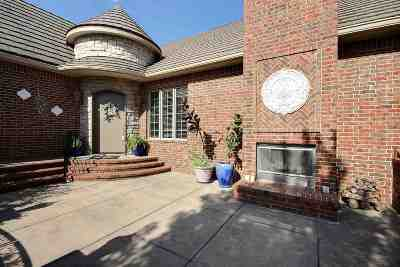 Wichita Single Family Home For Sale: 9231 E Wilson Estates Ct