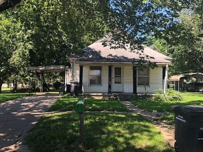 Arkansas City Single Family Home For Sale: 1125 S 2nd
