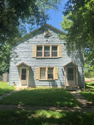 Arkansas City Multi Family Home For Sale: 525 N B