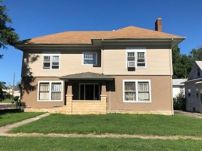 Arkansas City Multi Family Home For Sale: 203 N B