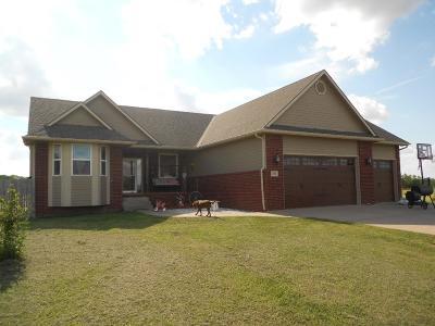 Belle Plaine Single Family Home For Sale: 1011 N Oliver