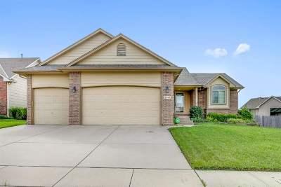 Derby KS Single Family Home For Sale: $255,000