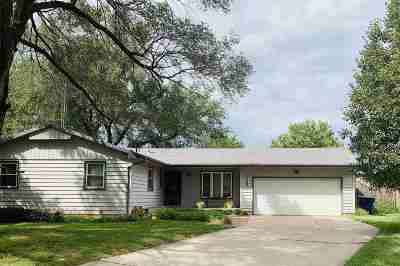 Harvey County Single Family Home For Sale: 1124 Columbus Ct