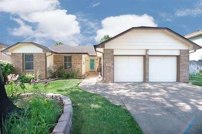 Derby KS Single Family Home For Sale: $214,900
