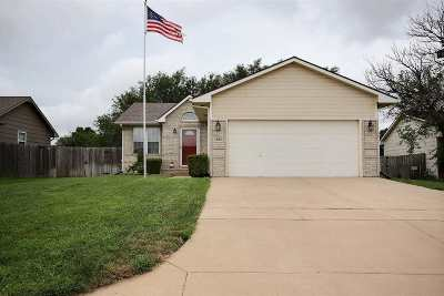 Wichita Single Family Home For Sale: 1845 S Chateau St