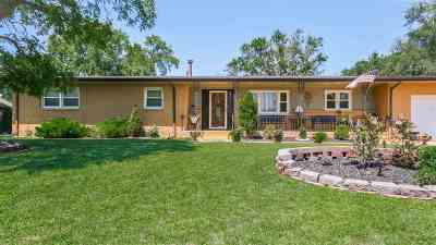 Wichita Single Family Home For Sale: 2231 N Cardinal Dr