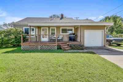 El Dorado Single Family Home For Sale: 1403 W 1st Ave