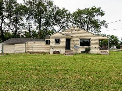 Sedgwick County Single Family Home For Sale: 501 N Florence St
