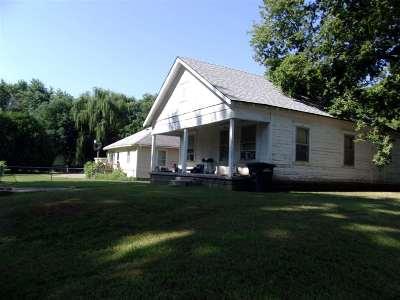 Arkansas City Single Family Home For Sale: 1301 S C