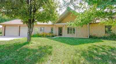 Mulvane Single Family Home For Sale: 8930 E 111th S