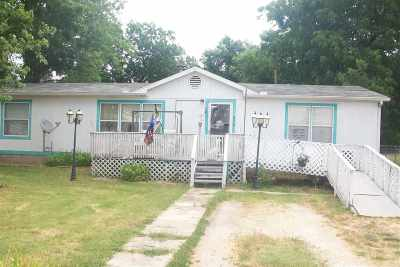 Sedgwick Single Family Home For Sale: 410 N Lincoln