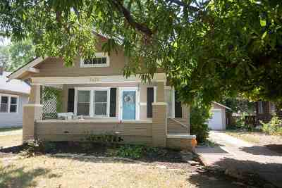 Single Family Home For Sale: 3435 E Murdock St