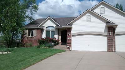 Derby Single Family Home For Sale: 1425 E Box Elder Ct