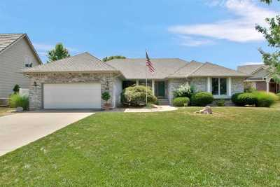 Wichita Single Family Home For Sale: 7805 W Quail Run Cir