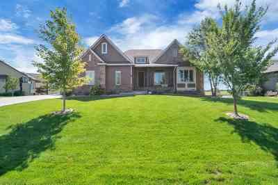 Goddard KS Single Family Home For Sale: $425,000