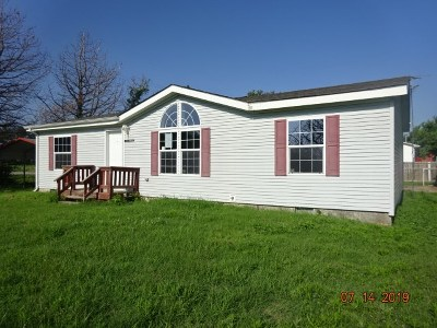 Bentley KS Single Family Home For Sale: $70,900