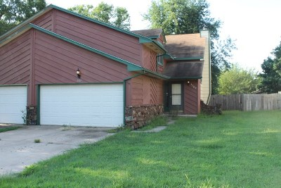 Derby Single Family Home For Sale: 1707 E Pinion