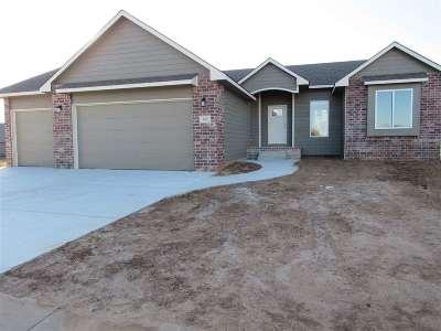 Goddard KS Single Family Home For Sale: $249,700