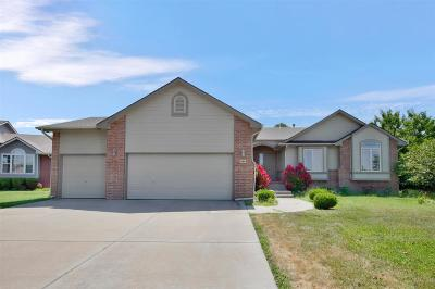 Andover KS Single Family Home For Sale: $269,500