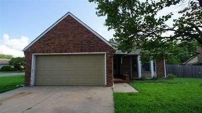 Sedgwick County Single Family Home For Sale: 9459 E Skinner