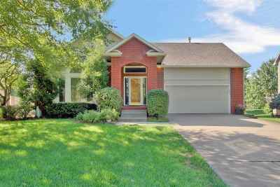 Sedgwick County Single Family Home For Sale: 3038 N Wild Rose Ct