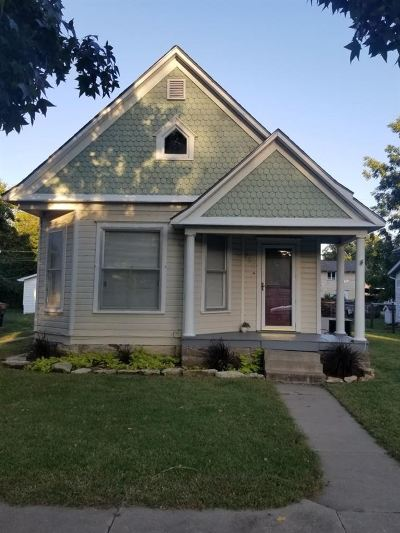 Arkansas City Single Family Home For Sale: 620 N 2nd St