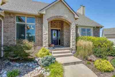 Maize KS Single Family Home For Sale: $699,900