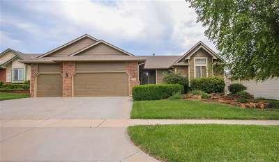 Wichita Single Family Home For Sale: 14106 W Sheriac St