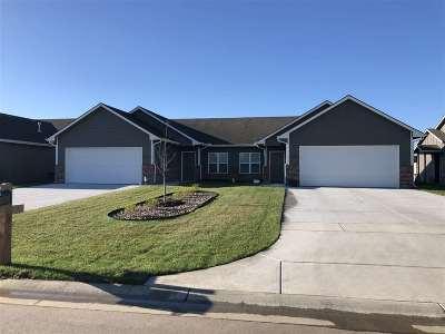 Wichita Multi Family Home For Sale: 5557-5559 N Edwards Cir
