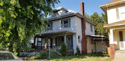 Hutchinson Single Family Home For Sale: 12 N Elm St