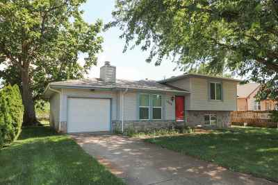 Wichita Single Family Home For Sale: 5408 S Washington Ave