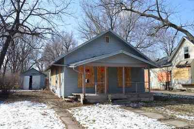 El Dorado Single Family Home For Sale: 719 N Washington St