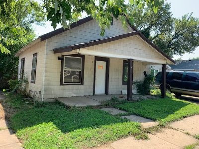El Dorado Single Family Home For Sale: 802 S Taylor St