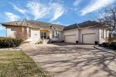 Wichita Single Family Home For Sale: 2415 W Timbercreek Ct