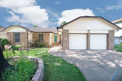 Derby KS Single Family Home For Sale: $205,000