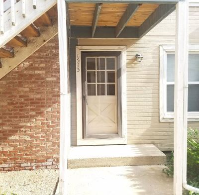 Wichita Condo/Townhouse For Sale: 1717 S Cypress