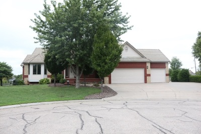 Andover KS Single Family Home For Sale: $349,900