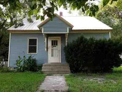 Arkansas City Single Family Home For Sale: 801 N C St