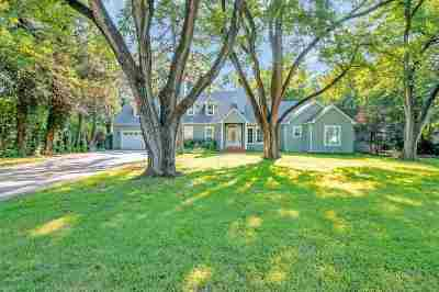 Wichita Single Family Home For Sale: 214 S Westfield St