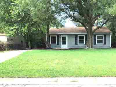 Park City Single Family Home For Sale: 1224 E Evanston St