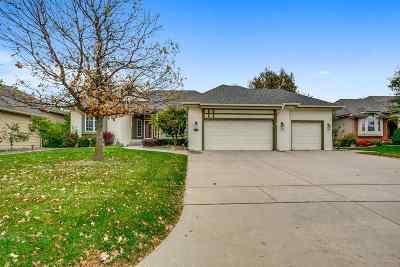 Wichita Single Family Home For Sale: 10106 E 19th St N