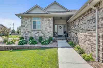 Wichita Single Family Home For Sale: 3001 N Cortina