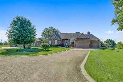 Goddard KS Single Family Home For Sale: $579,900