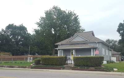 Mulvane Single Family Home For Sale: 421 W Bridge St
