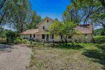 Augusta Single Family Home For Sale: 11510 SW Tawakoni Rd