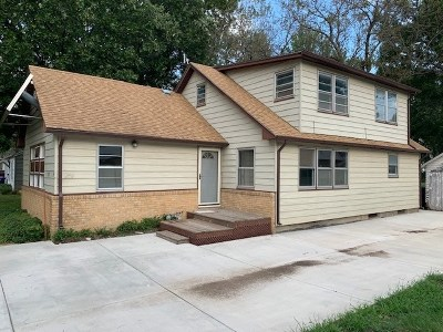 Newton Single Family Home For Sale: 718 W 5th St