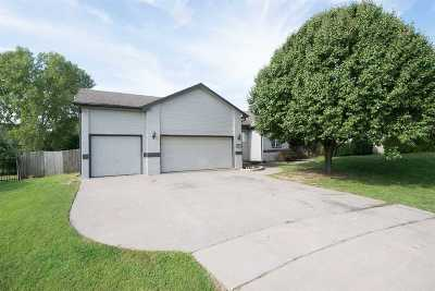 Bel Aire Single Family Home For Sale: 4359 N Rushwood Ct